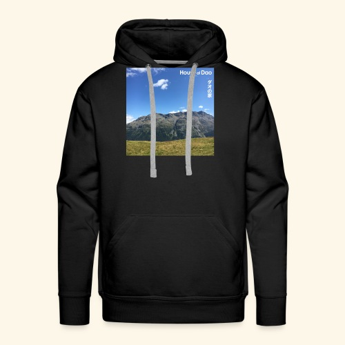 House of Dao - Top of Mountain View - Männer Premium Hoodie