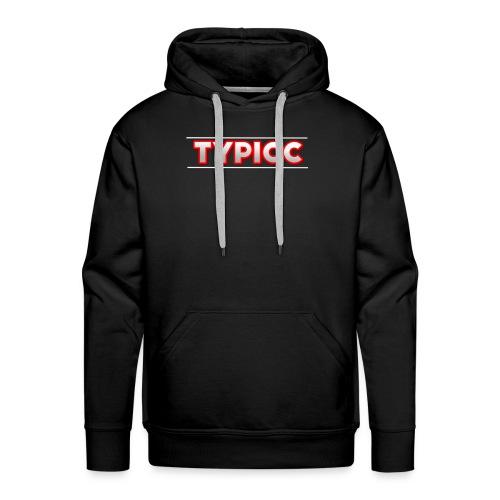 Typicc Schriftzug - Männer Premium Hoodie
