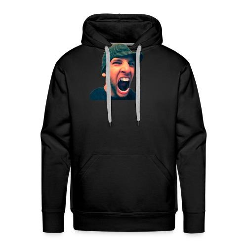 Nightwalker Logo - Mannen Premium hoodie