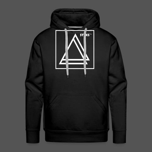 STEKS™ - Mannen Premium hoodie