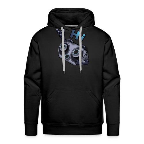 The DTS51 emote1 - Mannen Premium hoodie