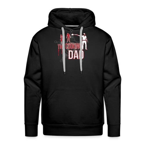 The cooking Dad - Männer Premium Hoodie