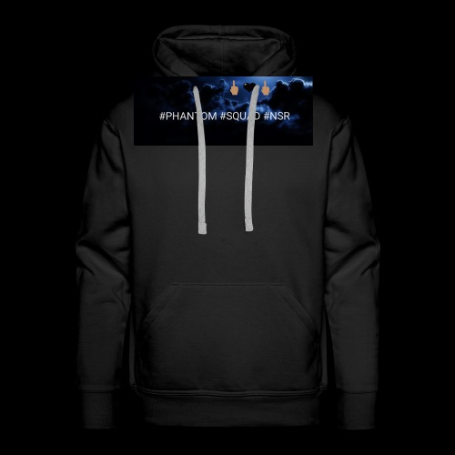 #PHANTOM #SQUAD #NSR Shirt - Männer Premium Hoodie