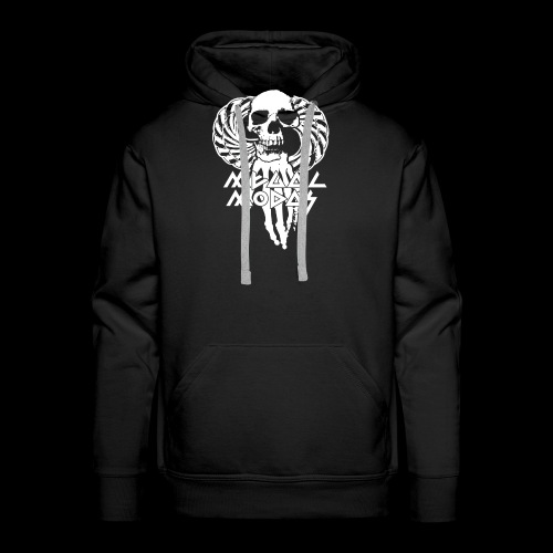 MEGALMODAS Design by Lock and Load - Männer Premium Hoodie