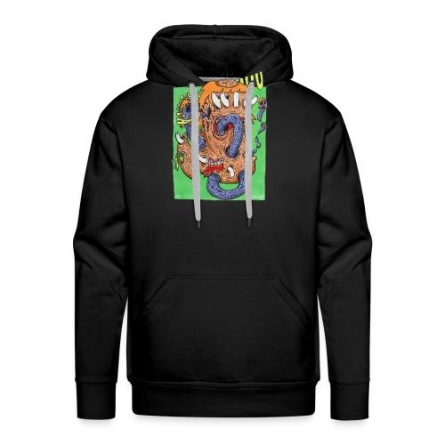 Vermulet Youhouuuuuuu - Sweat-shirt à capuche Premium pour hommes