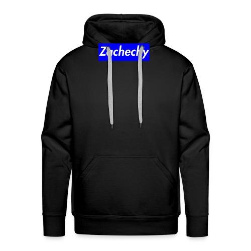 zachechy BLUE - Männer Premium Hoodie