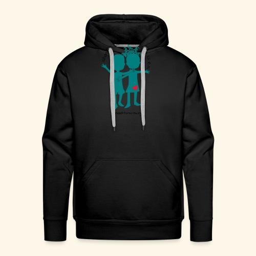 GhanAid Logo - Männer Premium Hoodie