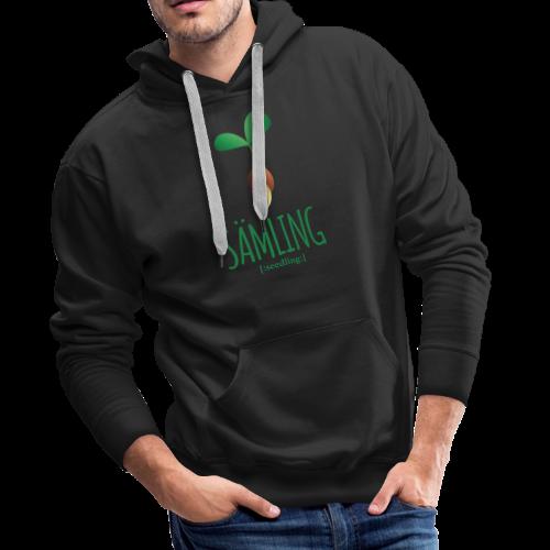 Sämling - Männer Premium Hoodie