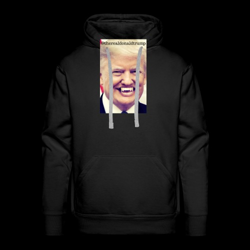 The Real Donald Trump - Männer Premium Hoodie