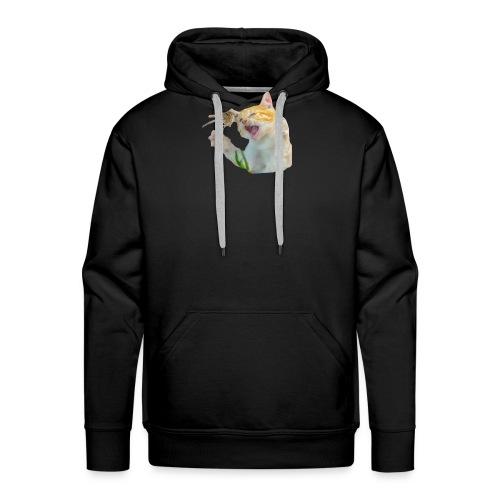 CatMouse - Mannen Premium hoodie