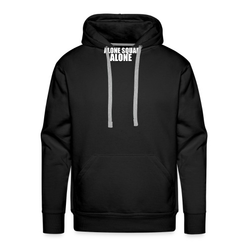 This T-Shirt is for Alone - Men's Premium Hoodie