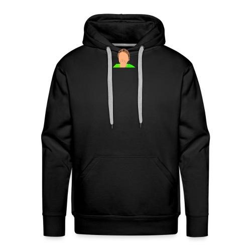 NICO FACE - Mannen Premium hoodie