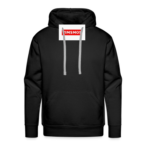 Timsmos Logo Youtube - Premiumluvtröja herr