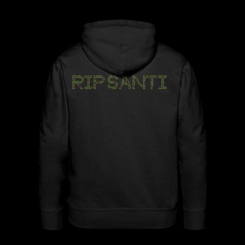RIP SANTI 1542425615503 - Premiumluvtröja herr