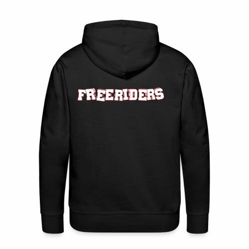 Freeriders - Premium hettegenser for menn