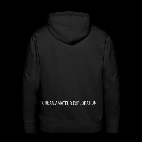 Urbanamateurexploration - Premiumluvtröja herr