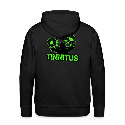 tinnitus verein - Männer Premium Hoodie