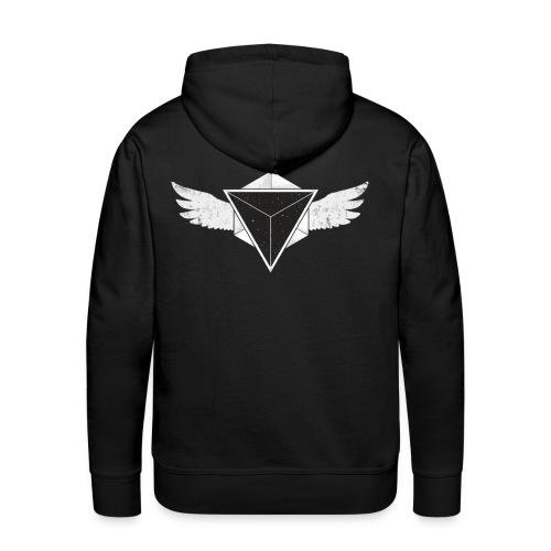 BeatingCrew Logo - Männer Premium Hoodie