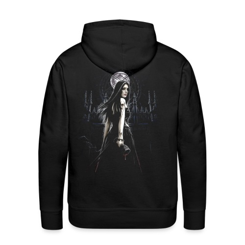Dark Vampire - Men's Premium Hoodie