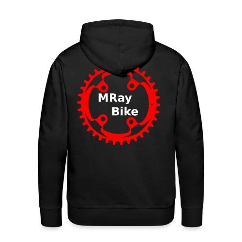MRay Merch - Männer Premium Hoodie