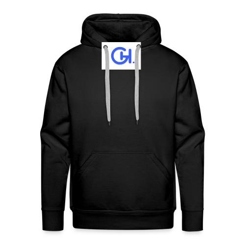 Glitchub Logo - Men's Premium Hoodie