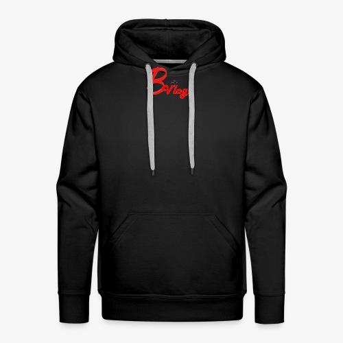 Boaz Vlogs Logo - Mannen Premium hoodie