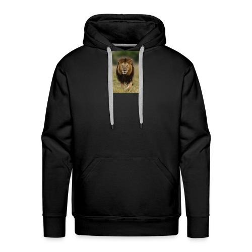 lion T - Männer Premium Hoodie