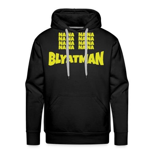 Nana nana nana nana Blyatman - Männer Premium Hoodie