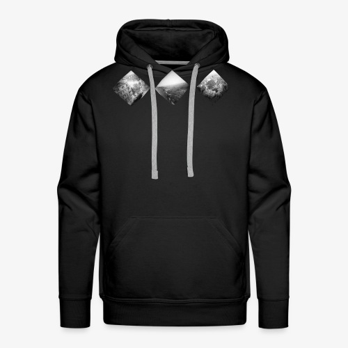 PIGEON - Mannen Premium hoodie