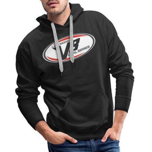 LMV8 logo - Mannen Premium hoodie