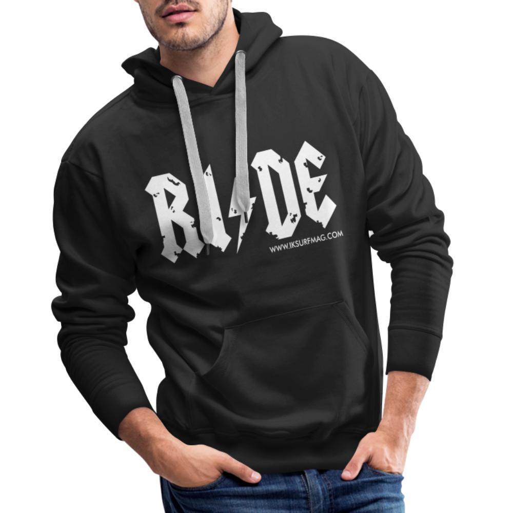 RIDE - Men's Premium Hoodie - black