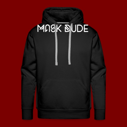 Mask Dude - Men's Premium Hoodie