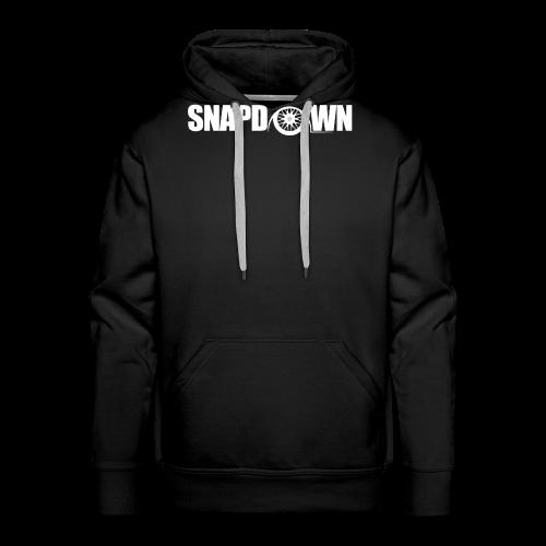 Snapdown Low wheel - Männer Premium Hoodie
