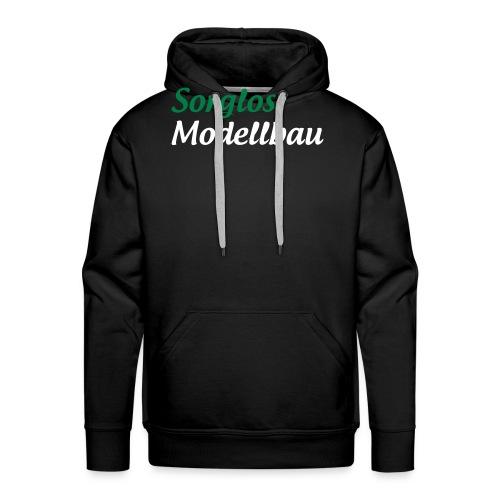 Sorglos Modellbau Logo - Männer Premium Hoodie