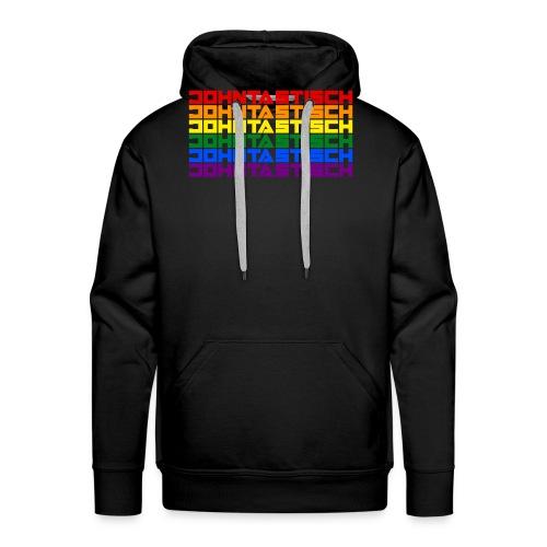 Rainbow Flag Johntastisch - Männer Premium Hoodie