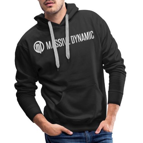 Massive Dynamic - Männer Premium Hoodie