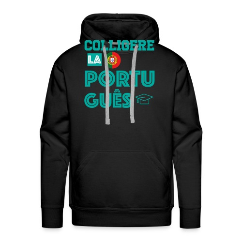Colligere LA Português - Premium hettegenser for menn