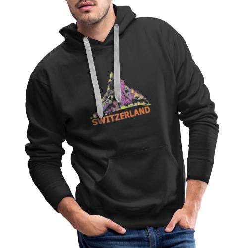 matterhorn - Männer Premium Hoodie
