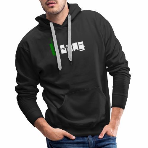 V Gang Vegan Vegetarier Lifestyle Shirt T-Shirt - Männer Premium Hoodie