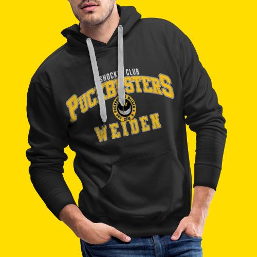 College Style Puckbusters - Männer Premium Hoodie