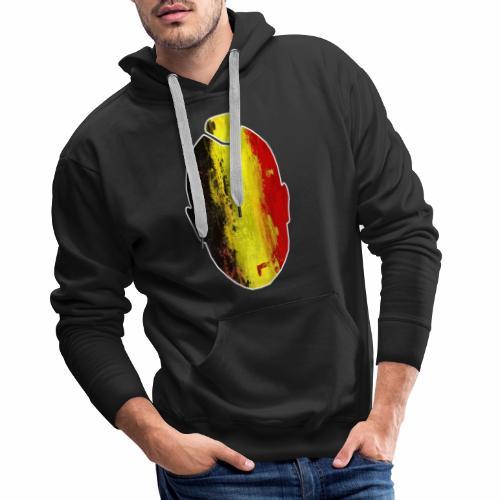 Ninja #ALLFORRADJA - Mannen Premium hoodie