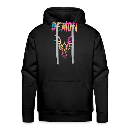 Demon - Drachen - Männer Premium Hoodie