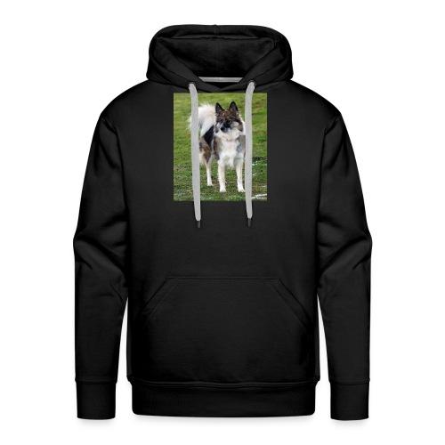 Dog shirt - Herre Premium hættetrøje