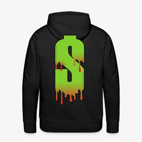 blood money - Mannen Premium hoodie