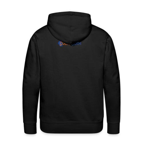 socialspot logo cc png - Sweat-shirt à capuche Premium pour hommes