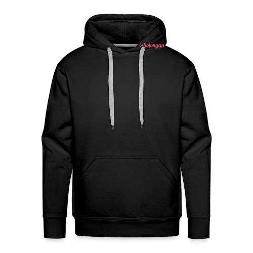 solongan transparent logo stor png - Men's Premium Hoodie