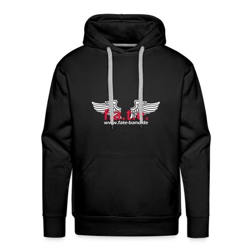 fate logo spreadshirt 2 - Männer Premium Hoodie