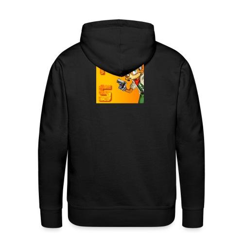 FoxSnipez Classic Design - Men's Premium Hoodie