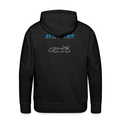 logoschanzerv3 2 - Männer Premium Hoodie