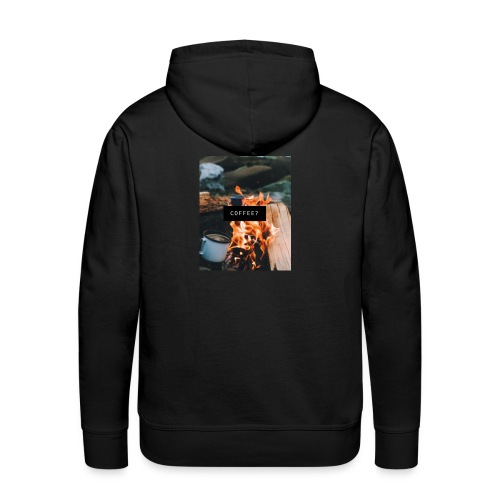 The Late Night Club Coffee Collection - Männer Premium Hoodie